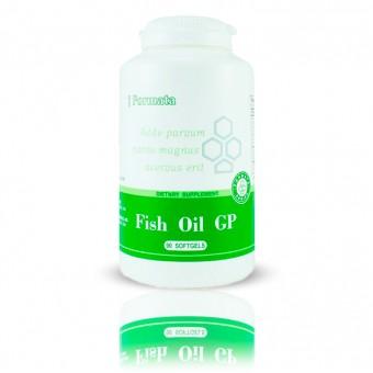 Fish Oil GP — Рыбий жир, омега-3.