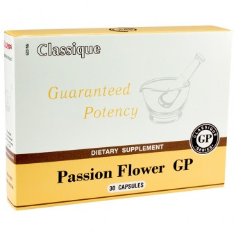 Passion Flower GP — Пэшн Флауэр Джи Пи. Страстоцвет, пассифлора.
