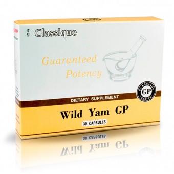 Wild Yam GP —  Дикий Ямс. Рутин.