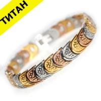 Магнитные браслеты из ТИТАНА (10)